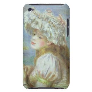 Étuis iPod Touch Pierre une jeune femme de Renoir   dans un