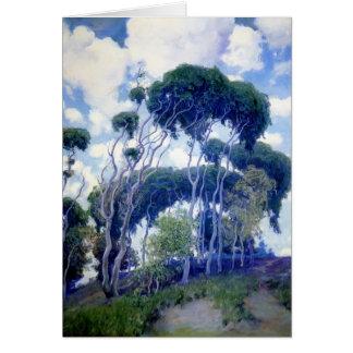 Eucalyptus de Rose Laguna de type Carte De Vœux
