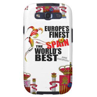 Euro caisse de galaxie de Samsung de champions de