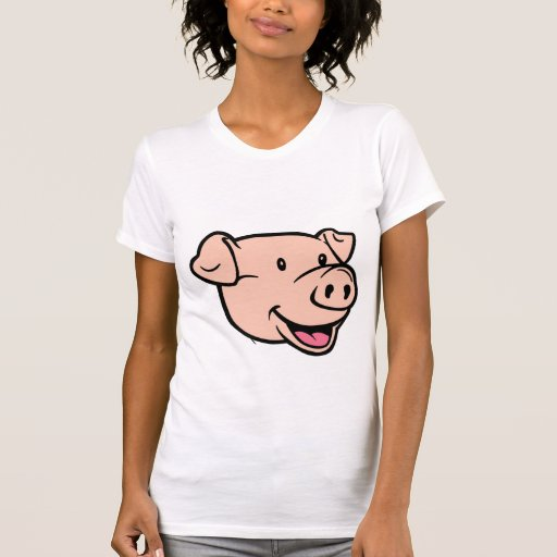 Euro psychique 2012 de porc t-shirt