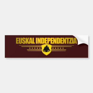 Euskal Independentzia Autocollant De Voiture