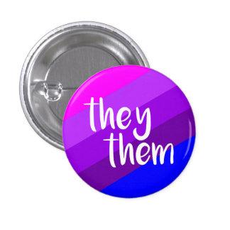 Eux/eux insigne de pronom badges