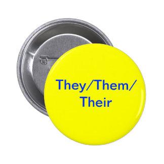 Eux/eux/leur bouton badge