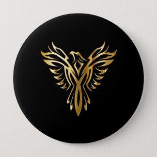 Evanbop énorme, bouton rond de 4 pouces badges