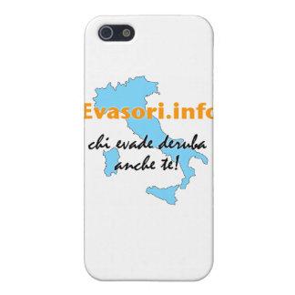 Evasori.info : coque iphone