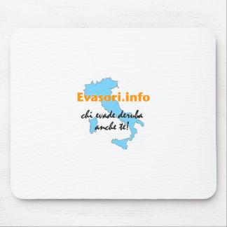 Evasori.info : tapis de souris