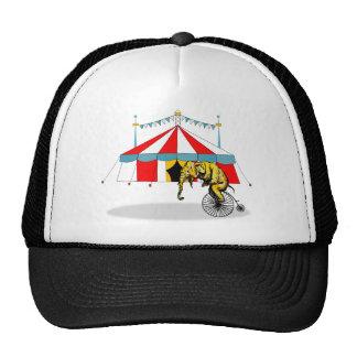 Évènements mémorables de cirque dans la mémoire casquettes