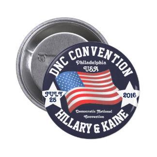Évènements mémorables de convention de DNC Badge
