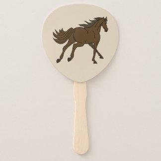 Éventail Préparez pour les chevaux