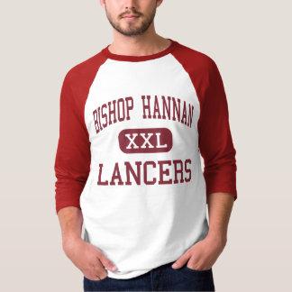 Évêque Hannan - Lancers - hauts - Scranton