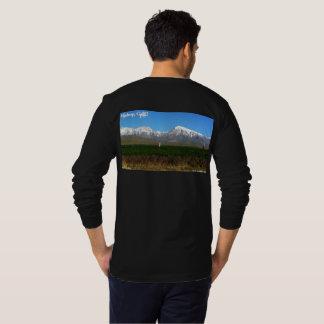 Évêque, sierra Nevada, CA T-shirt