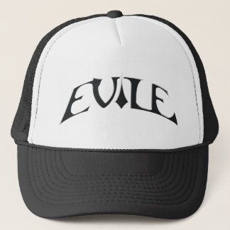 Evile A INFECTÉ le casquette de logo de NATIONS