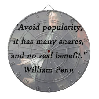 Évitez la popularité - William Penn Jeu De Fléchettes