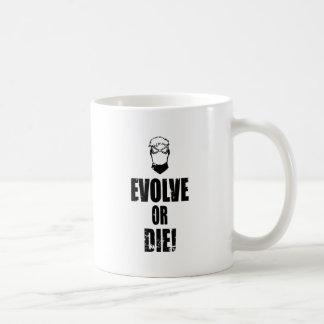Évoluez ou mourez ! mug
