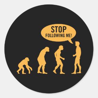 evolution3 adhésifs ronds