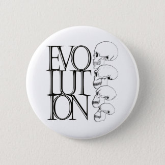 Évolution (blanche) badge