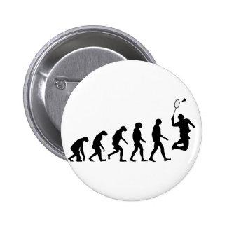 Évolution de badminton badge