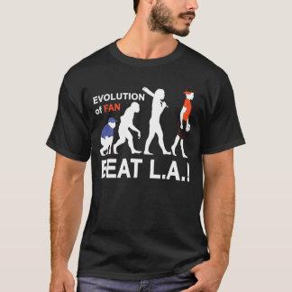 Évolution de fan, battement L.A. ! T-shirt