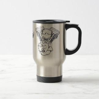 Évolution de Harley V-Jumelle Mugs
