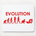 Évolution de Jiu Jitsu Tapis De Souris