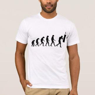 Évolution de la boxe t-shirt