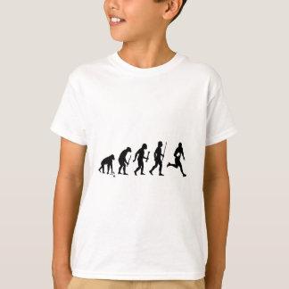 Évolution de rugby t-shirt