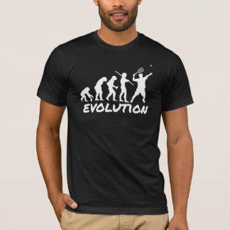 Évolution de tennis t-shirt