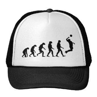 Évolution de volleyball casquette