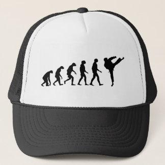Évolution du karaté casquette de camionneur
