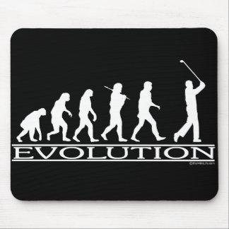 Évolution - homme - golf tapis de souris