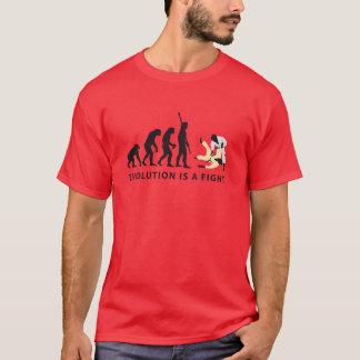 évolution judo t-shirt