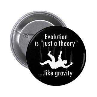 Évolution juste une théorie badges