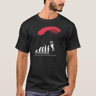 évolution parachute t-shirt