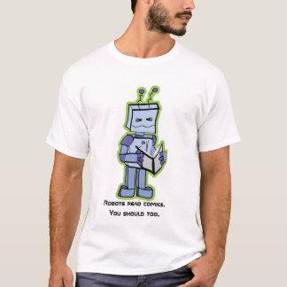Examen indépendant de bandes dessinées - chemise t-shirt