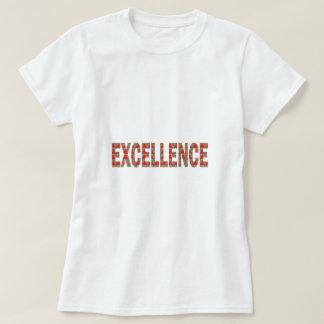 EXCELLENT accomplissement Topper de qualité T-shirt