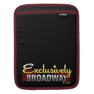 ExclusivelyBroadway.com Housses iPad