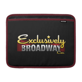 ExclusivelyBroadway.com Poches Macbook Air