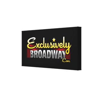 ExclusivelyBroadway.com Toiles