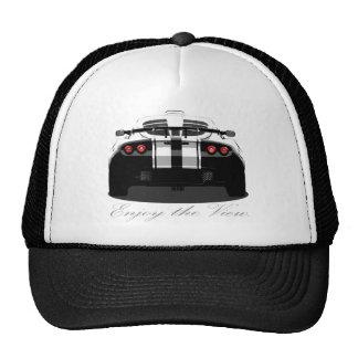 Exige apprécient la vue casquettes de camionneur