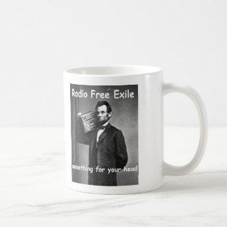 exil libre par radio mug
