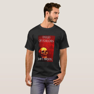 Exils du T-shirt des hommes désespérés