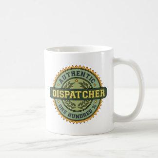 Expéditeur authentique mug