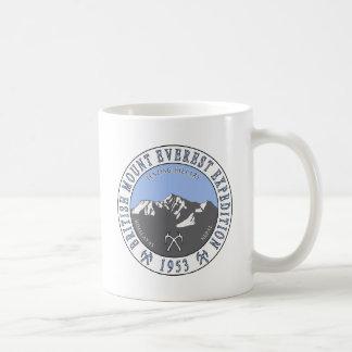 Expédition britannique 1953 du mont Everest Mug