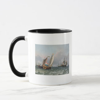 Expédition néerlandaise en mer variable mug