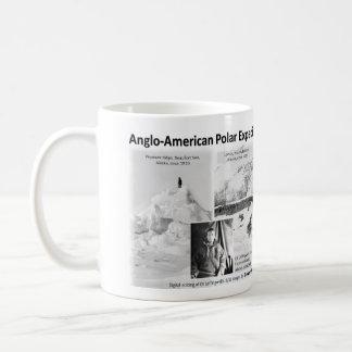 Expédition polaire anglo-américaine I - heure pour Mug