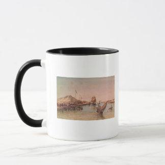 Expédition sur le canal de Suez Mug