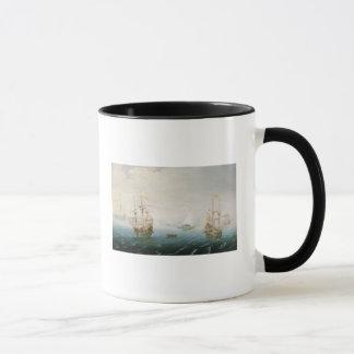 Expédition sur les mers orageuses mug