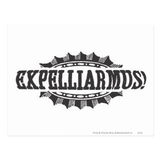 Expelliarus ! cartes postales