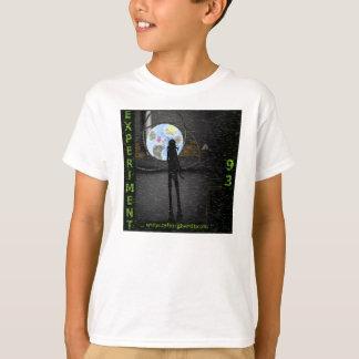 Expérience 93, la chemise de l'enfant statique t-shirt