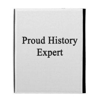 Expert en matière d histoire glorieuse coques iPad folio